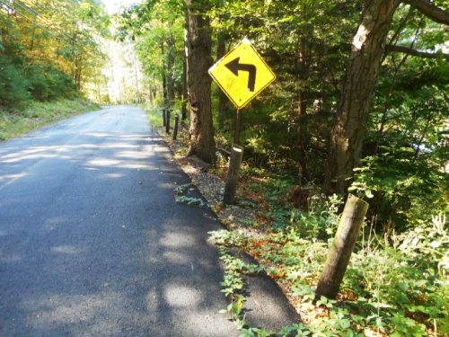 Town of Bethlehem: Reconstruction of Woodcreek Road