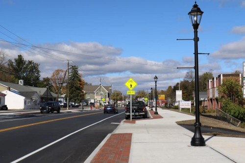 Town of Brookfield: Streetcape Phase 2 South