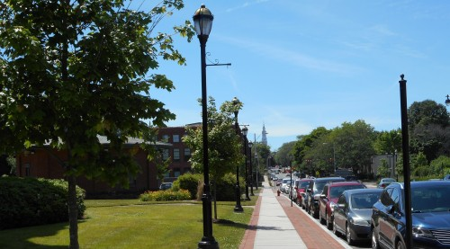 Hartford Coltsville Corridor Streetscape Improvements